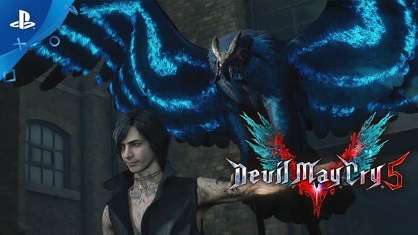 mysterious V -Devil May Cry 5