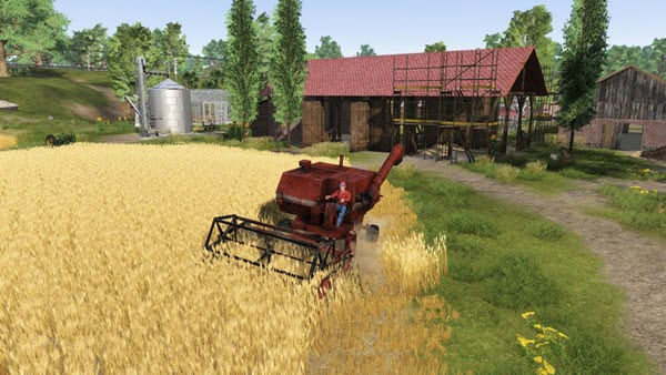 Farmer's Dynasty developed by Toplitz Productions