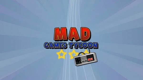 Mad Games Tycoon: Learn to sink or swim in this game dev sim