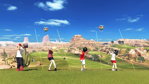 Everybody's Golf-ps4
