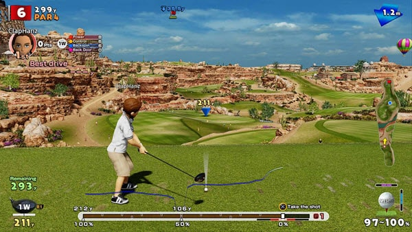 Everybody's Golf brings the joy of golf to the masses and PS4