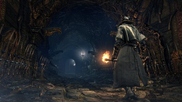Bloodborne action RPG brought fear and horror to PS4
