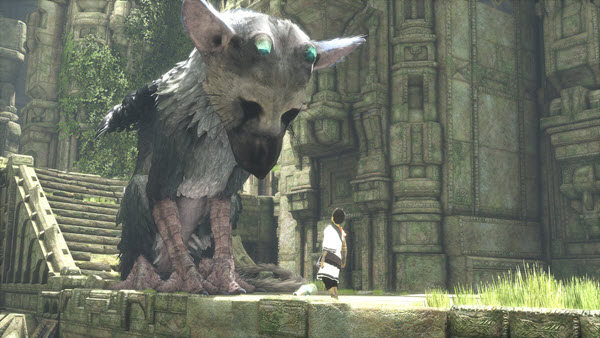The Last Guardian-ps4 video games