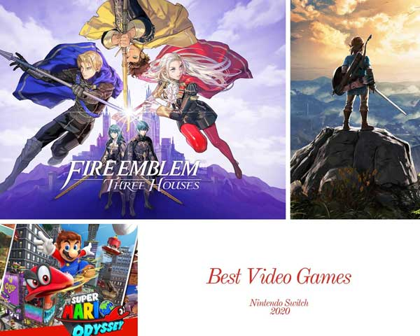 Best video games for Nintendo Switch in 2020