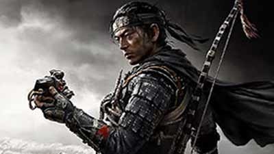 Ghost ot Tsushima-best video games for PS4