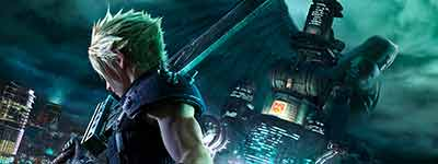 Final Fantasy VII Remake-ps4 video games