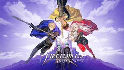 Fire Emblem: Three Houses-best video games fornintendo