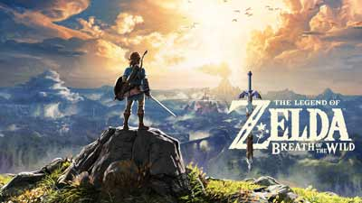 Legend of Zelda: Breath of the Wild-nintendo video games